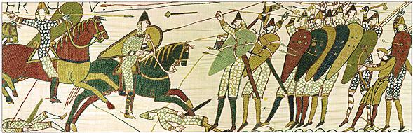 Saxon Weapons